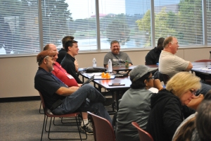 Good times getting learn on at SQLSaturday Indy