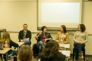 WIT panel discussion