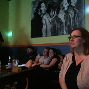 Karaoke and snuggles